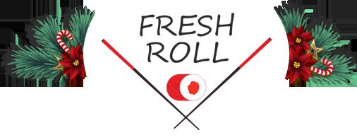 Fresh Roll, Доставка суши и роллов в Томске